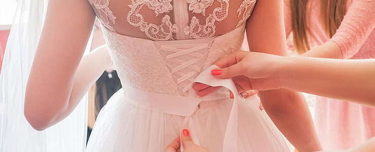 7 Reasons to choose a Bespoke Wedding Dress