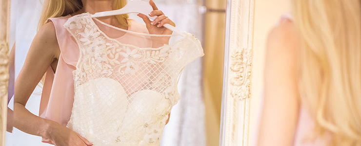 Wedding Dress Care and What to Watch Out For